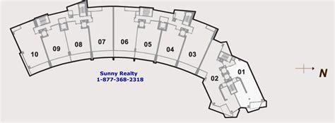 paramount floor plan paramount bay miami condo 1750 n bayshore dr florida