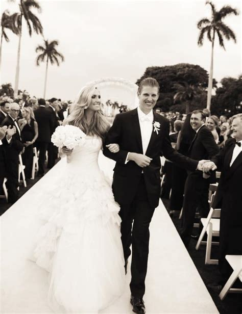 A Glamorous Celebrity Wedding At The Mar a Lago Club in