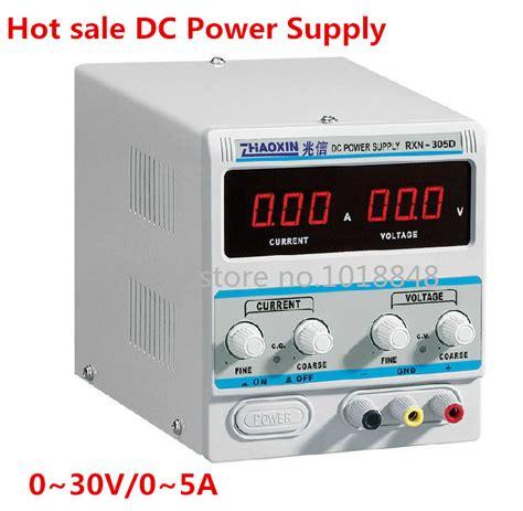 Dc Power Supply 0 30v 0 5a Adjustable Adaptor Digital 2 new arrival adjustable dc power supply 0 30v 0 5a