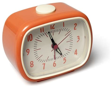 Kitchen Recessed Lighting Design Alarm Clock Bakelite Orange Midcentury Alarm Clocks