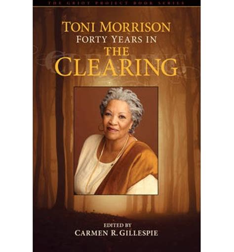 forty years the mask books toni morrison gillespie 9781611484915