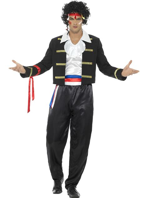 80s Costumes For by Mens 80 S New Costume 44751 Fancy Dress