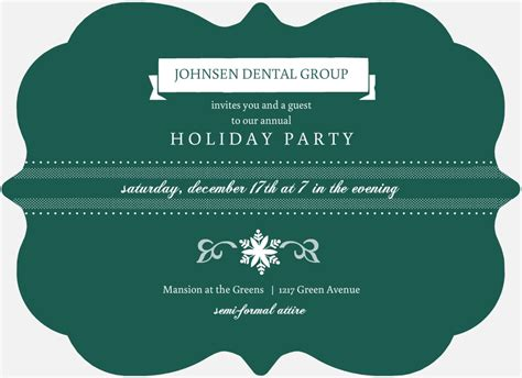 christmas party invitation style cpi 04