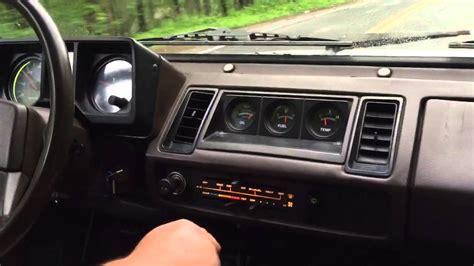 1986 Chevrolet Trooper 1986 isuzu trooper diesel