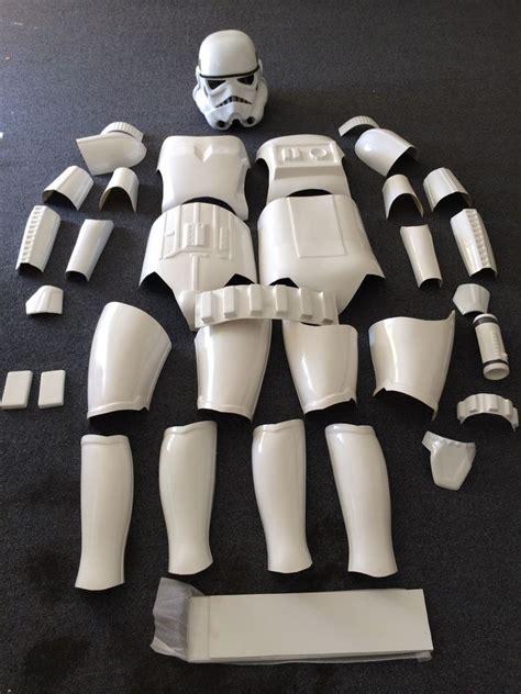 stormtrooper supreme costume wars trooper costume armor size