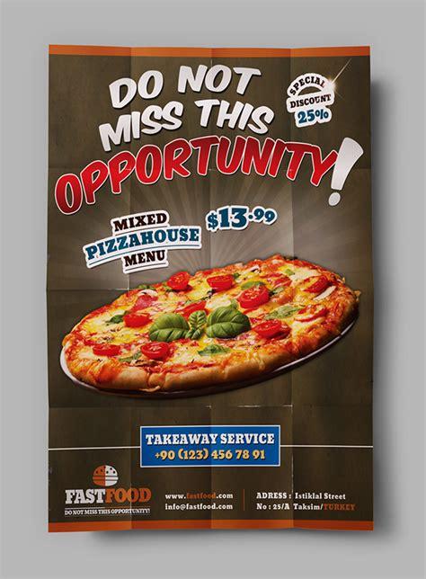 28 Food Flyer Templates Psd Vector Eps Jpg Download Freecreatives Pizza Flyer Template