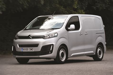 new citroen dispatch first drive citroen dispatch xs