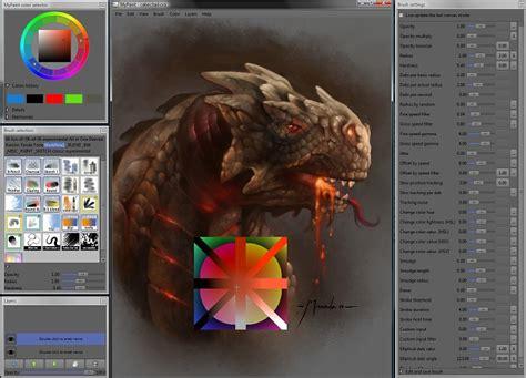 paint tool sai gratuit logiciel de dessin et peinture num 233 rique gratuit