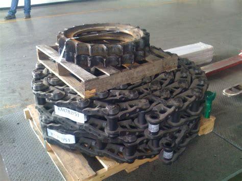 cadenas para ruedas de maquinas cadenas para excavadoras y bulldowsers cat jd y komatsu