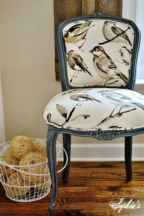 Fabric For Upholstery For Furniture by 25 Unique Chair Reupholstery Ideas On Best