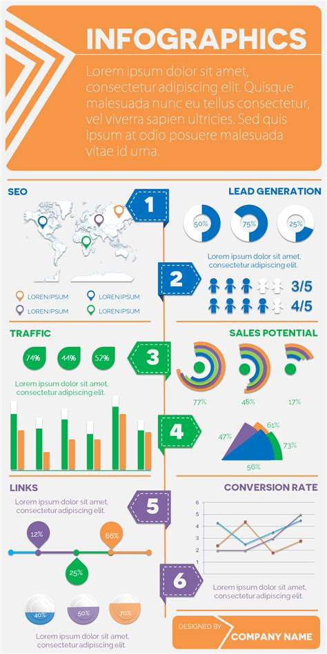 powerpoint infographic template 10 best images of infographic template infographic