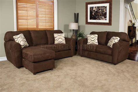 chocolate brown sectional sofa with chocolate brown sofa and loveseat sierra chocolate sofa