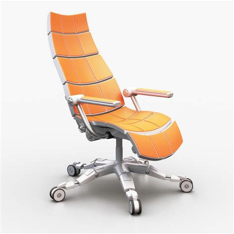 Futuristic Chairs by Futuristic Chair Office Lwo