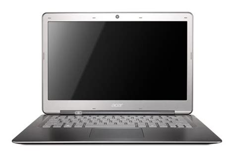 Laptop Acer S3 I3 notebook acer ultrabook aspire s3 391 6046 intel i3 1