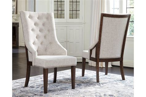 hillcott dining room chair ashley furniture homestore