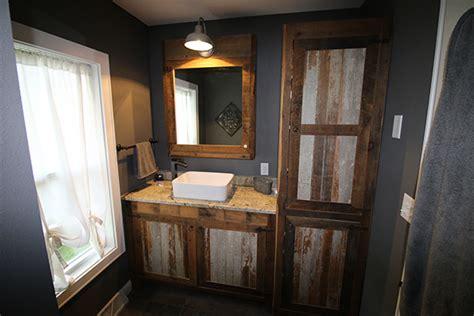 custom cabinets wi custom bathroom cabinetry in merrill wi