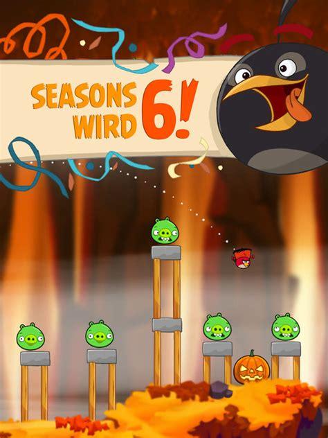 Handuk Angry Birds Kode Sc angry birds seasons gratis im app store giga