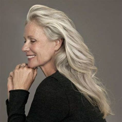 over sixty long hair due hairstyles for long faces over 60 hairstyles