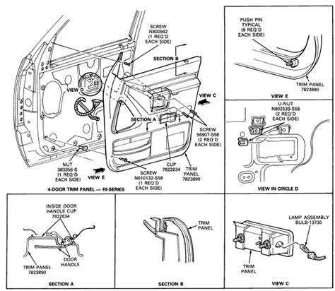ford explorer door lock diagram 2002 ford explorer door lock diagram 2006