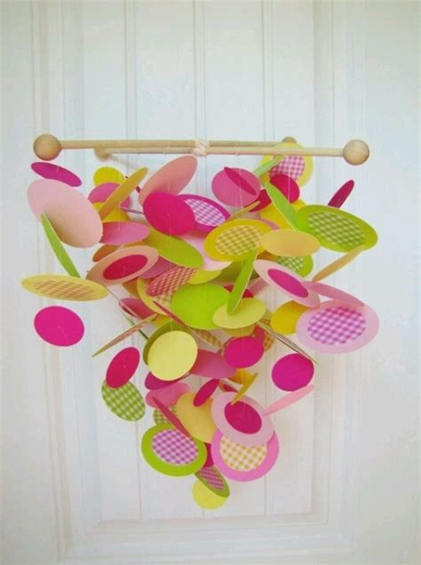 How To Make A Paper Mobile For Nursery - 34 best images about baby mobiles on
