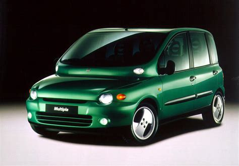 fiat multipla wallpaper fiat multipla concept 1996 wallpapers