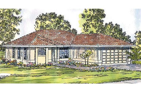 mediterranean house plans navarro 11 061 associated
