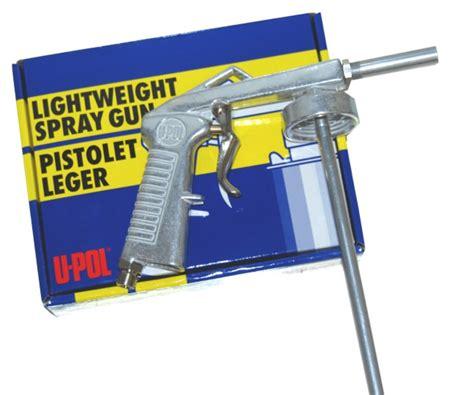 bed liner spray gun pol spray application gun for raptor truck bed liner