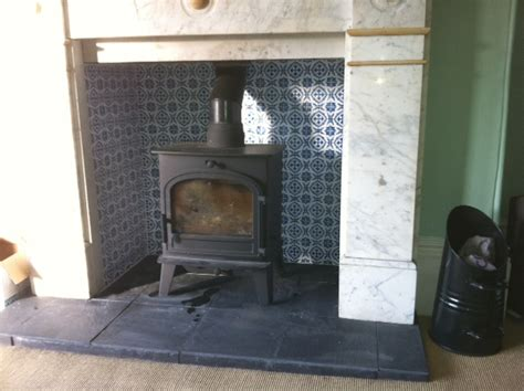 Fireplace Tiles Uk by 1000 Images About Fireplace Project On Stove