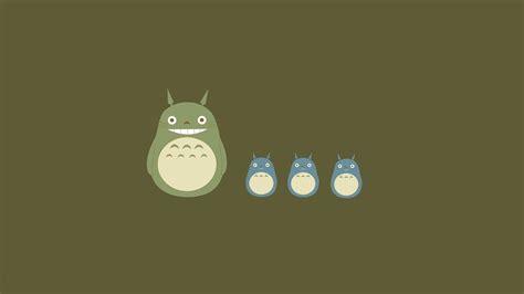 Studio Ghibli Movies by Totoro Wallpapers Hd Wallpaper Cave