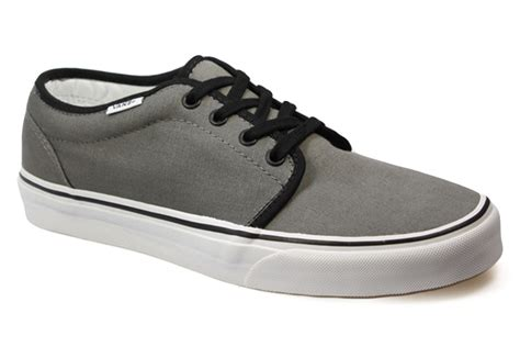 vans sneakers mens vans 106 pewter black grey mens womens shoes trainers