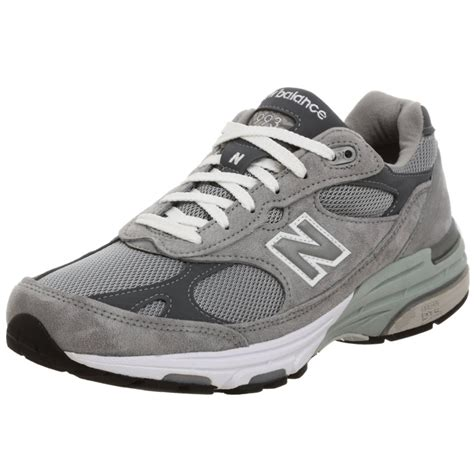 what are athletic shoes made of new balance men s mr993 running shoe coupon codes