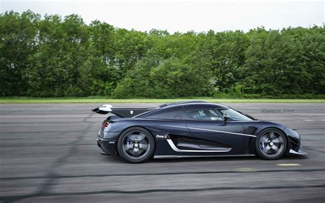 koenigsegg rain koenigsegg one 1 breaks vmax200 speed record thrice in
