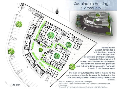 Read The Plan sustainable community housing randy seraphin archinect