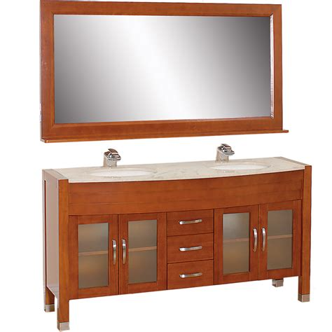 63 bathroom vanity sink 63 quot daytona sink vanity cherry bathgems com
