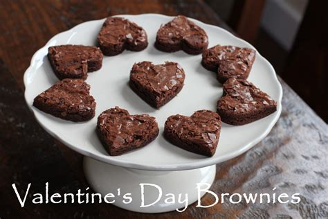 valentines day brownie cooking from your pantry s day brownies made easy