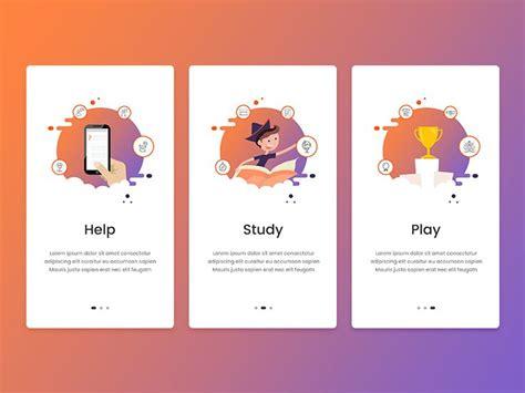 app design qualifications 289 best app guide pages images on pinterest mobile ui