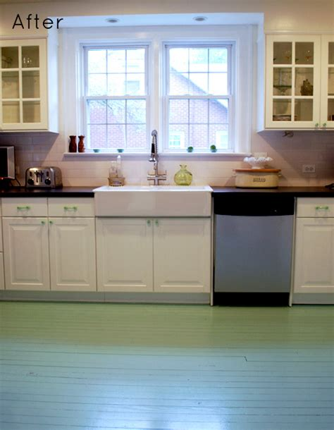 Painted Kitchen Floors And This Room Is Called Painted Wood Floors