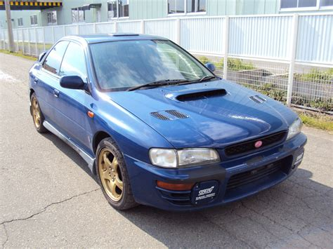 subaru wrx 1997 for sale subaru impreza wrx sti ver 3 1997 used for sale