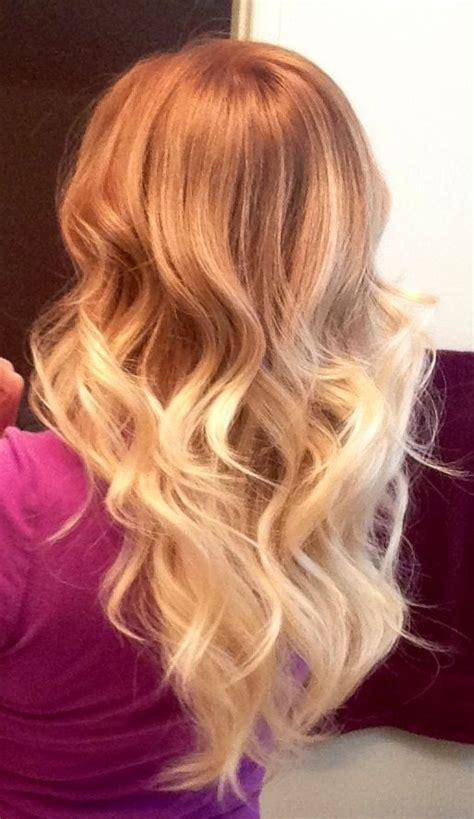 hairstyles to grow out ombre strawberry blonde hair ombre beauty hairstyles