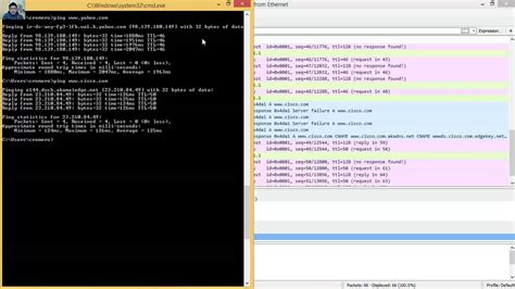wireshark tutorial network lab 3 4 1 2 lab using wireshark to view network traffic