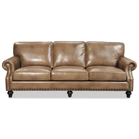 american furniture warehouse italian leather sofa craftmaster eden l171450 craftmaster traditonal leather
