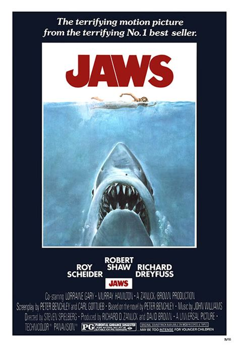 jaws movie posters at movie poster warehouse movieposter