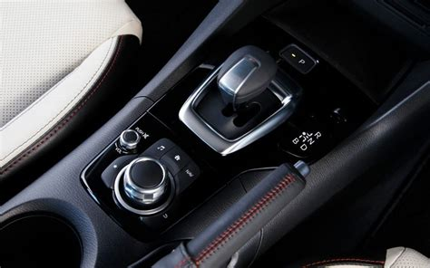 media button mazda 3 the mazda3 hybrid features the same gear shifter as toyota
