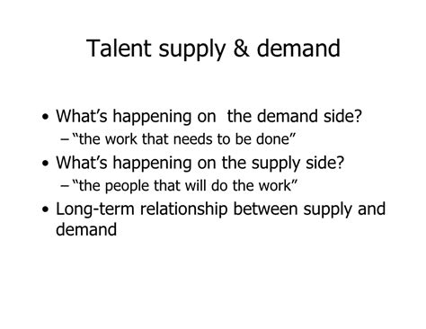 supply side economics does this really work ppt video online download turmoil and trends in america s workforce
