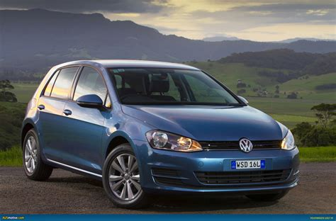golf volkswagen ausmotive com 187 volkswagen golf vii australian pricing