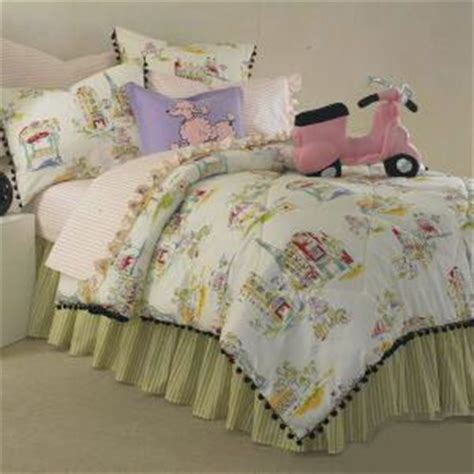 Poodle Crib Bedding by Country Comforters Tarfana