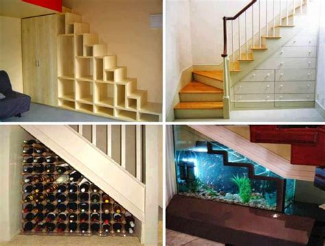 under stair ideas amazing creativity the space underneath stairs is often