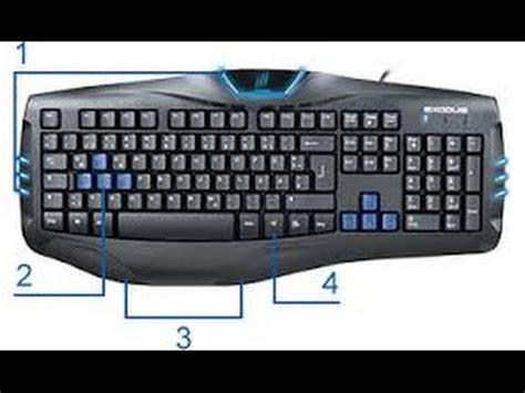 keyboard test hama urage exodus gaming keyboard im test