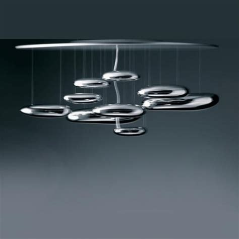 artemide mercury ceiling light