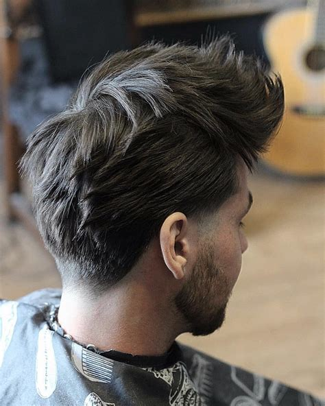 hairstyles that are spiked at the back of the head best hairstyles for men spikes